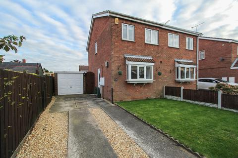 2 bedroom semi-detached house for sale - Highfields Way, Holmewood, Chesterfield