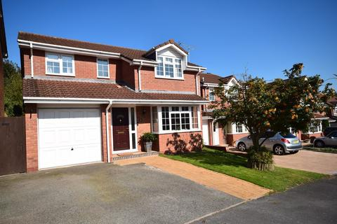 4 bedroom detached house for sale - Wheatsheaf Drive, Whitchurch