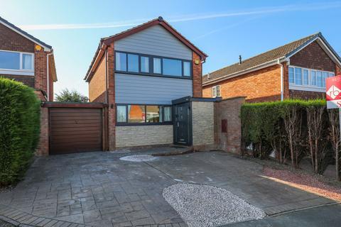 3 bedroom detached house for sale - Simcrest Avenue, Killamarsh