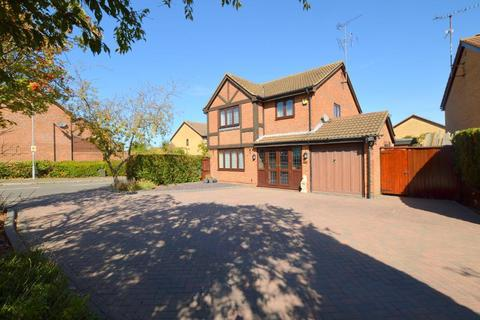 4 bedroom detached house for sale - Kirby Drive, Barton Hills, Luton, Bedfordshire, LU3 4AJ