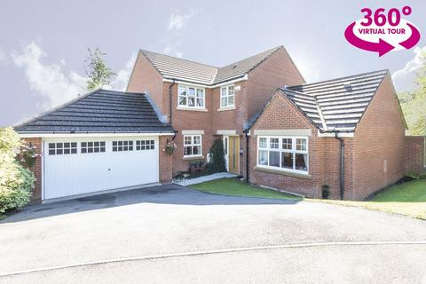4 bedroom detached house for sale - Home Farm Way, Swansea VIEW THE 360 TOUR AT REF#00007627