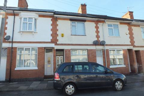 3 bedroom terraced house for sale - Evington Parks Road, Leicester