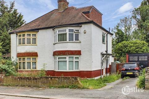 4 bedroom semi-detached house for sale - Norfolk Avenue, Palmers Green, N13