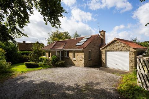 3 bedroom detached bungalow for sale - East End, Ampleforth, York
