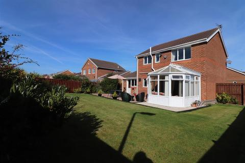 3 bedroom detached house for sale - Brockwood Close, Ashington