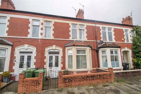 3 bedroom terraced house for sale - Fairfield Avenue, Victoria Park, Cardiff