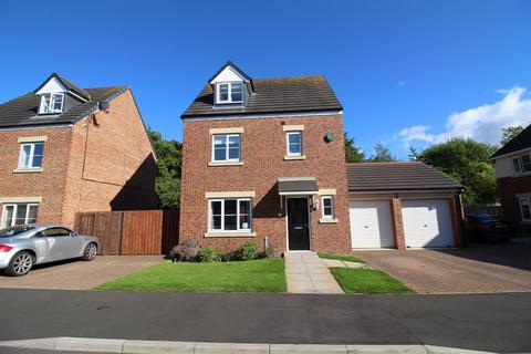 4 bedroom detached house for sale - Mead Court, Forest Hall, Newcastle Upon Tyne