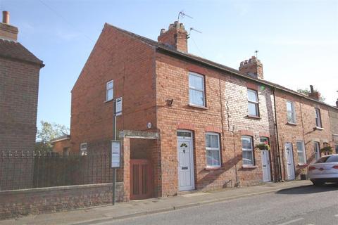 2 bedroom end of terrace house for sale - York Street, Dunnington, York, YO19