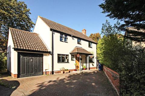 4 bedroom detached house for sale - Delamere Close, Six Mile Bottom, Newmarket