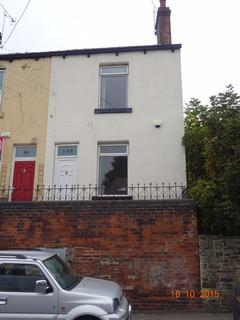 3 bedroom terraced house to rent - Loxley New Road, Hillsborough, Sheffield, S6 4NG