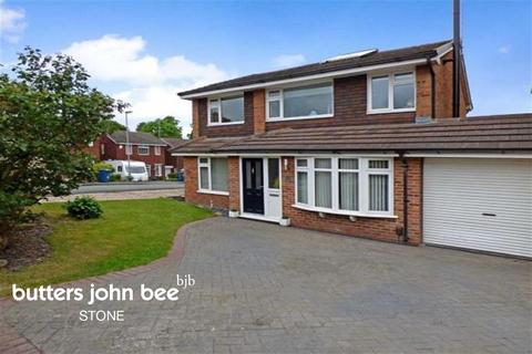 4 bedroom detached house for sale - Foxwood Close, Stone