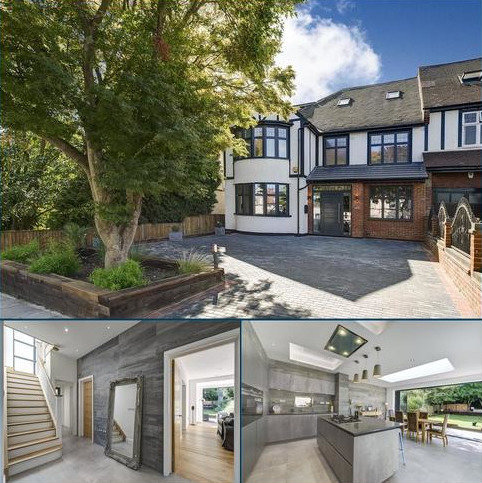 5 bedroom semi-detached house for sale - Lanchester Road, London, N6