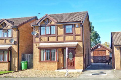 3 bedroom detached house for sale - Gildersdale Drive, Blackley, Manchester, M9