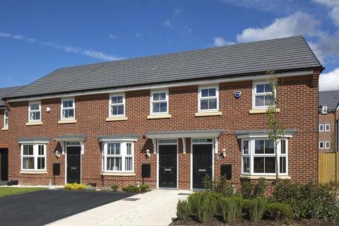 David Wilson Homes - Stapeley Gardens - Crewe Road, Shavington, CREWE