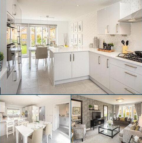 5 bedroom detached house for sale - Plot 15, Malvern at Oakwood Grange, Griffin Way North, Hook, HOOK RG27