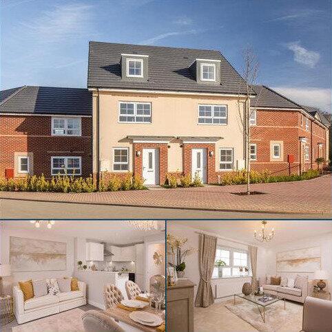 4 bedroom terraced house for sale - Plot 204, Kingsville at Maes Y Deri, Llantrisant Road, St Fagans, CARDIFF CF5