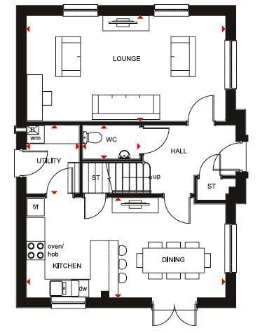 Floorplan 1 of 2: Craigston GF