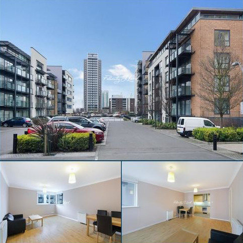 2 bedroom flat for sale - Boardwalk Place, E14