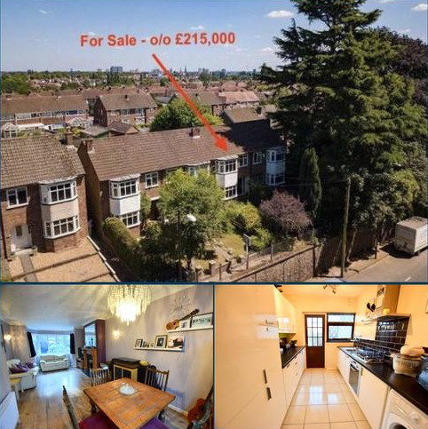 3 bedroom terraced house for sale - Allesley Old Road, Allesley, Coventry - NO UPWARD CHAIN
