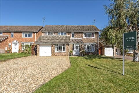 5 bedroom detached house for sale - Calvert Road, Greens Norton, Towcester, Northamptonshire, NN12