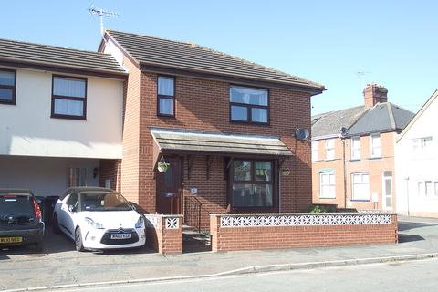 3 bedroom semi-detached house to rent - Queens Road, Exeter EX2