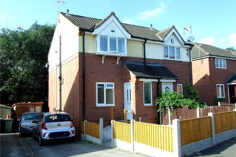 2 bedroom semi-detached house for sale - Birchen Holme, Broadmeadows