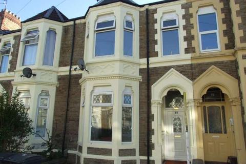 5 bedroom terraced house to rent - Claude Road, Roath, Cardiff, CF24 3QB