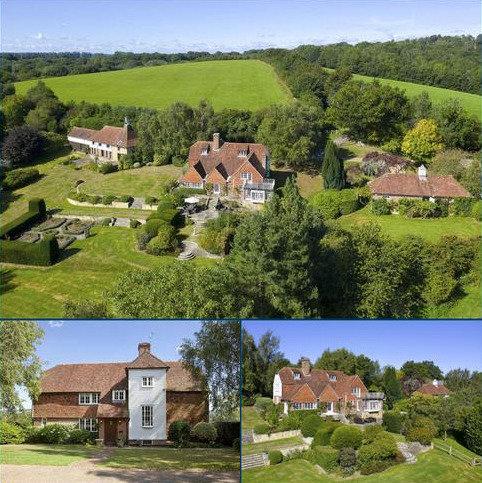 8 bedroom detached house for sale - Blackham, Tunbridge Wells, Kent