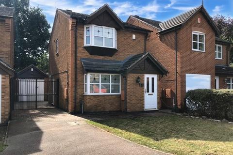 3 bedroom detached house for sale - Sandhurst Gardens, Leicester, LE3