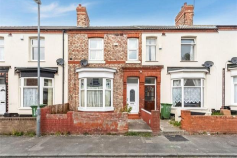 3 bedroom terraced house for sale - Zetland Road, Stockton , Stockton-on-Tees, Cleveland , TS19 0EQ