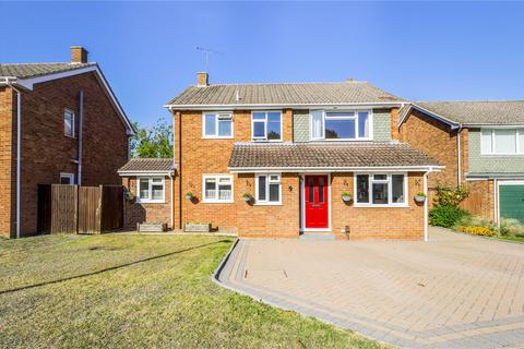 4 bedroom detached house for sale - Cecil Aldin Drive, Tilehurst, Reading, Berkshire, RG31
