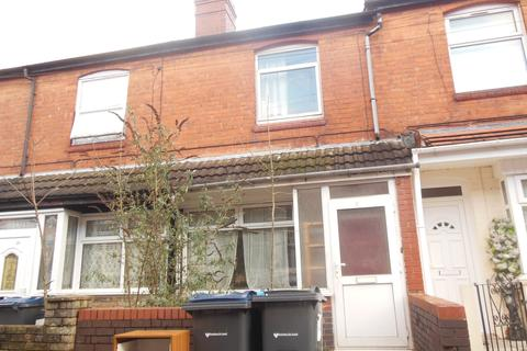 3 bedroom terraced house to rent - Fir Avenue, Birmingham B12