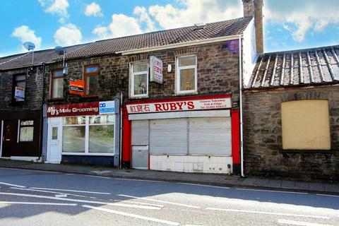 Retail property (high street) for sale - Gelligaled Road, Ystrad - Pentre
