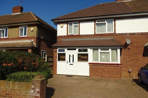 3 bedroom semi-detached house for sale - Brookside Avenue, Ashford,  TW15