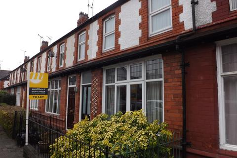 3 bedroom terraced house to rent - Vicarage Road, Hoole, Chester, CH2