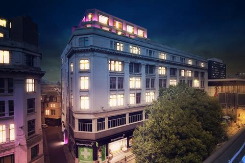 Studio for sale - Parker Street Residence, Liverpool City Centre, L1