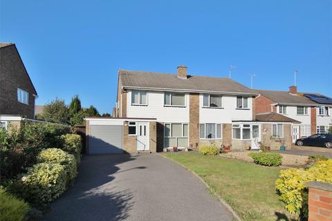 3 bedroom semi-detached house for sale - Worgret Road, Oakdale, POOLE, Dorset