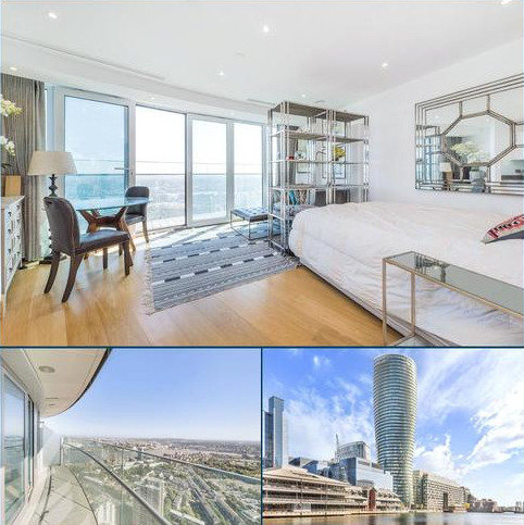 Studio for sale - Arena Tower, 25 Crossharbour Plaza, London