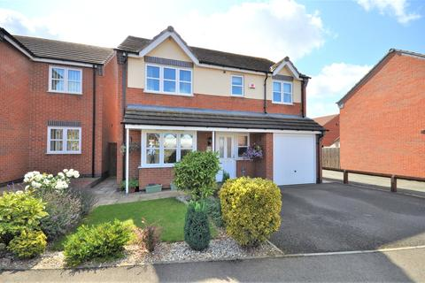 4 bedroom detached house for sale - Valiant Way, Melton Mowbray, Leicestershire