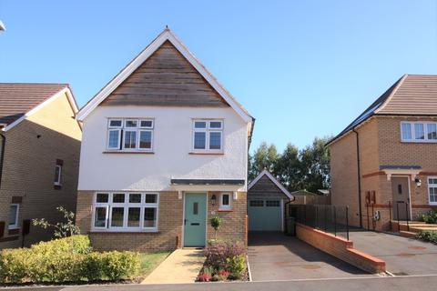 3 bedroom detached house for sale - Woodland Drive, Exeter