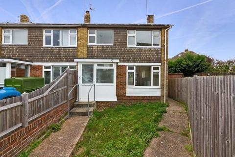 3 bedroom terraced house to rent - Northbourne Close, Shoreham-By-Sea