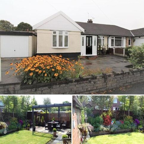 3 bedroom bungalow to rent - Kingston Drive, Urmston, Manchester