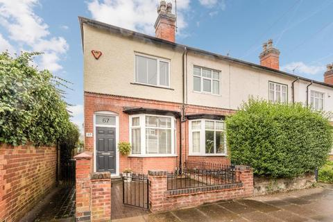 3 bedroom terraced house for sale - Hampton Court Road, Harborne, Birmingham, B17 9AG