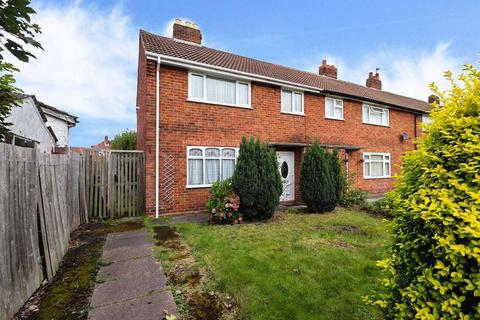3 bedroom end of terrace house for sale - Ash Road, Tipton