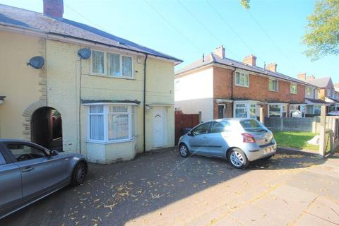 2 bedroom terraced house to rent - Bessborough Road, Yardley, B25 8ST