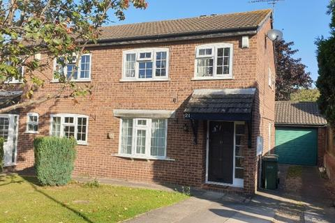 3 bedroom semi-detached house to rent - Atherstone Close, Oadby, Leicester