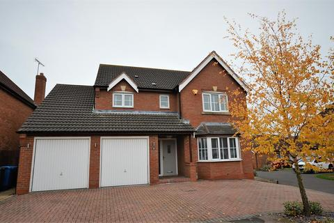 4 bedroom detached house for sale - Chatsworth Drive, Mickleover, Derby