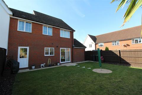 3 bedroom link detached house for sale - Osprey Drive, Stowmarket