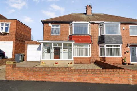 3 bedroom semi-detached house for sale - Hartburn Road, North Shields