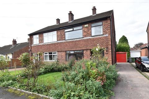 3 bedroom semi-detached house for sale - Arnesby Avenue, Sale, M33